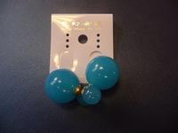 Double earrings