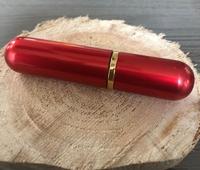 Luxe aluminium Aroma Inhaler rood